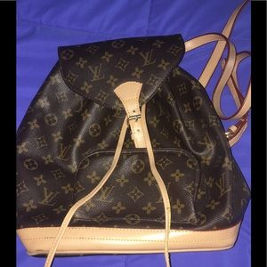 Louis Vuitton Backpack 100% Authentic
